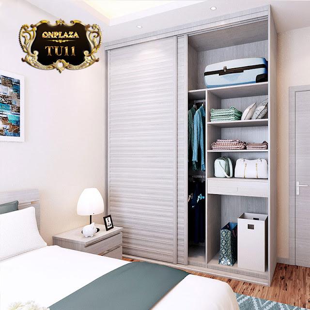 Những mẫu tủ quần áo đẹp sang trọng cho phòng ngủ 2017
