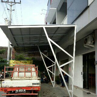 Harga Kanopi Baja Ringan Di Malang Galvalum Malang: Daftar