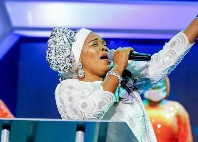 [Music + Video] Download Tope Alabi Ft. TY Bello - Oba Ni