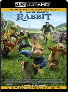 Peter Rabbit (2018) 4K 2160p UHD [HDR] Latino [GoogleDrive]