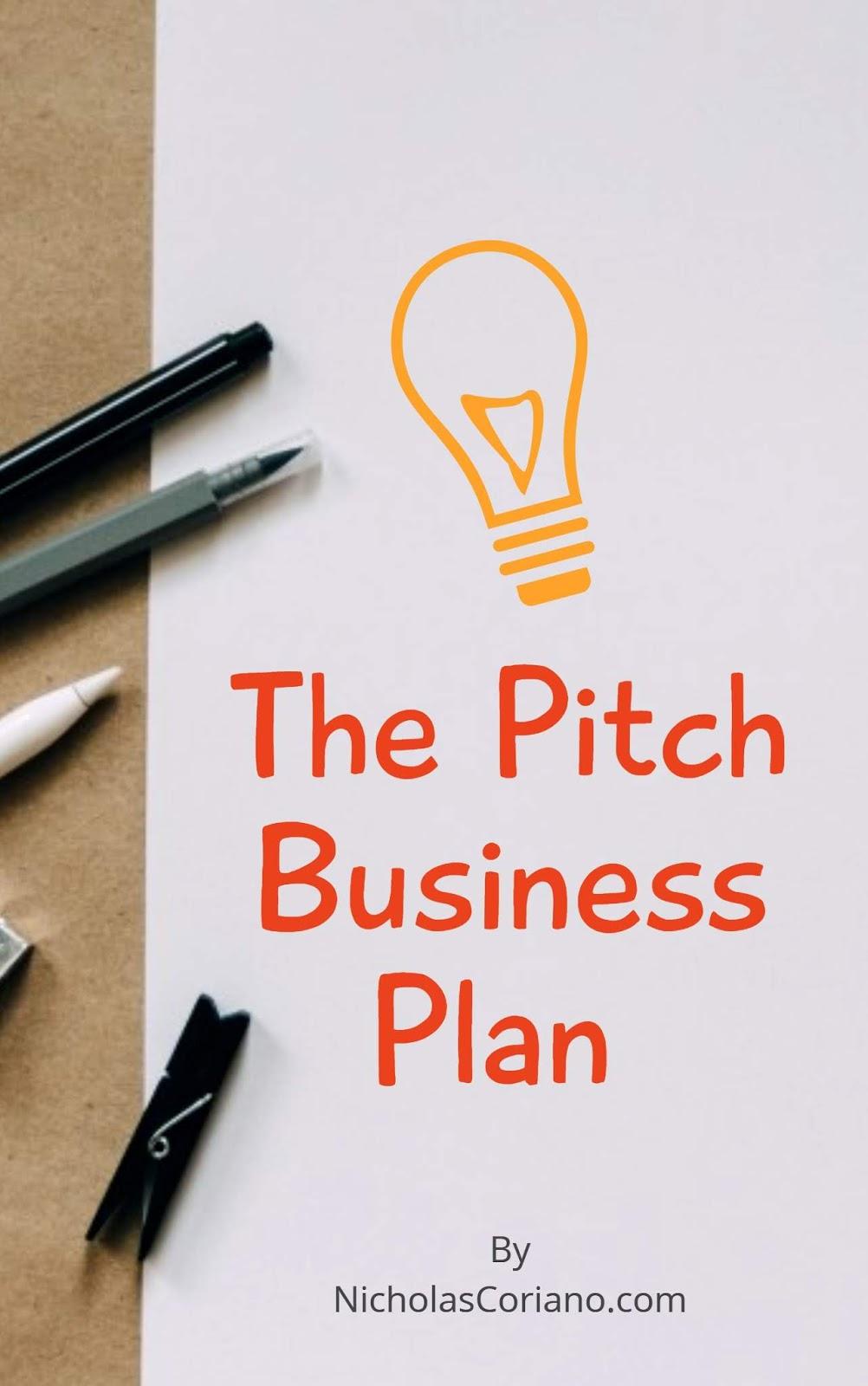 nicholas g coriano standard business plans