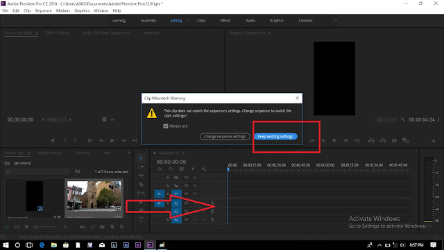 Cara Edit Video Vertical IGTV Menggunakan Adobe Premiere