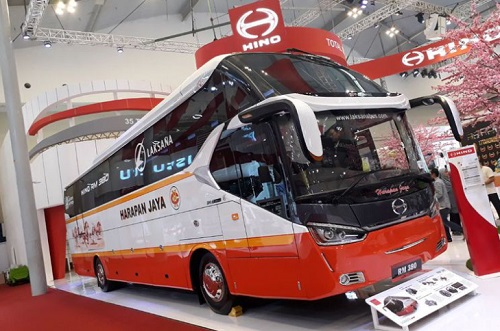 Harga bus karoseri
