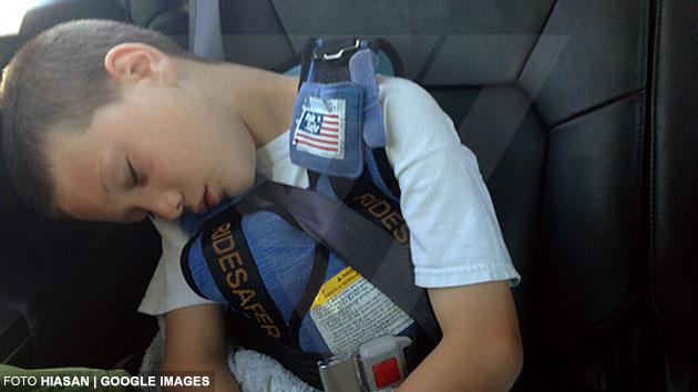 'Keadaannya lemah longlai, pucat' - 3 beradik nyaris maut kerana tidur dalam kereta + aircond dibuka (keracunan karbon monoksida)
