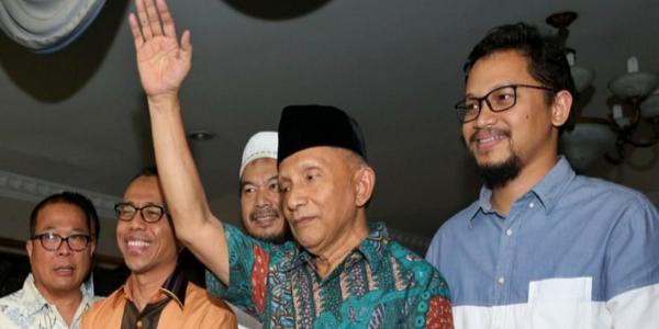 Amien Rais Ingin Anaknya, Hanafi Rais, Jadi Capres 2024?