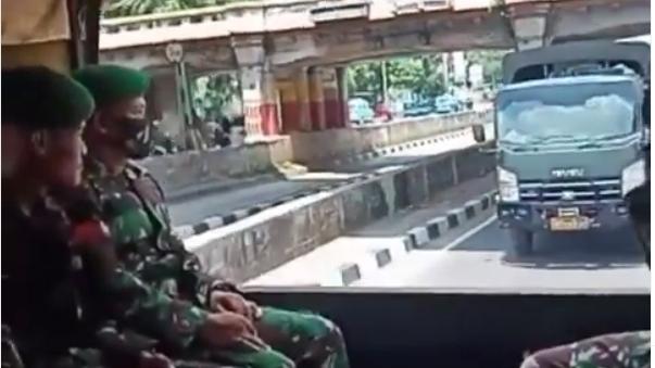 Sebut Habib Rizieq, Prajurit TNI AD Terkena Sanksi Militer