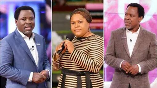"""My Husbands Death Did Not Surprise Me"" - Late Prophet TB Joshua's Wife Declares"