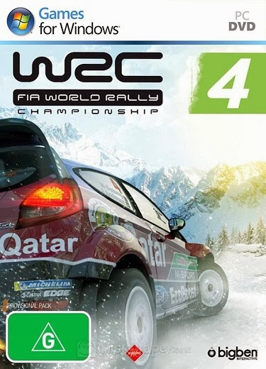 WRC 4 FIA World Rally Championship 2013 Full Tek Link