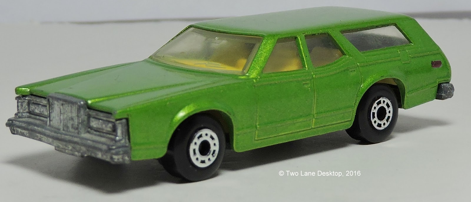 Matchbox Wagons Audi Rs6 Avant And Mercury Cougar Villager Two 1960s