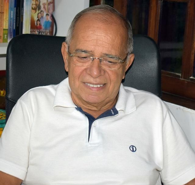Fernando Aragão permanece na UTI e precisou ser entubado
