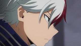 ヒロアカ 5期 轟焦凍 かっこいい   Todoroki Shoto ショート   僕のヒーローアカデミア アニメ   My Hero Academia