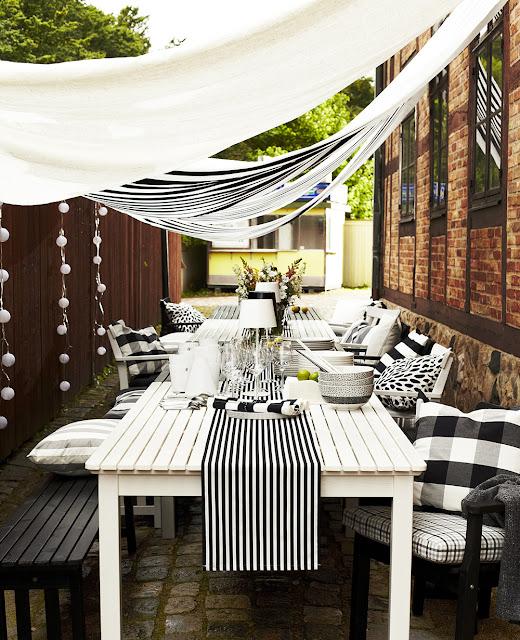8 tipov pre letný balkón a terasu