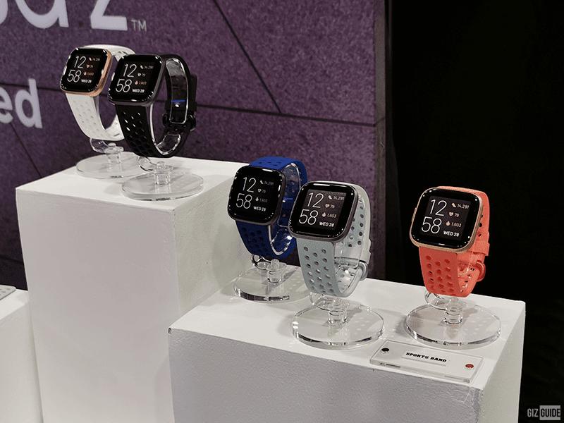 Fitbit Versa 2, Aria Air, Fitbit Premium launched in PH!