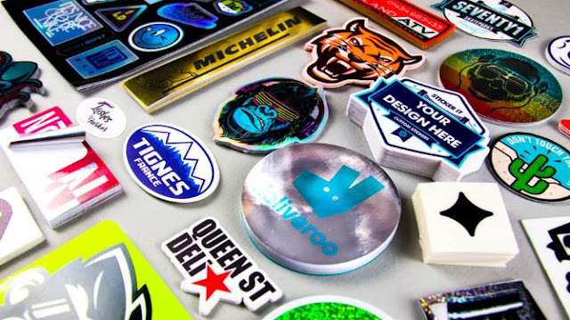 how to make sticker marketing campaign stand out