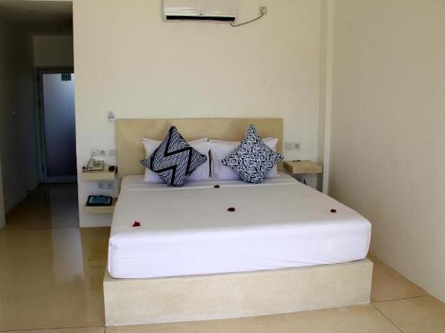 kamar indah Hotel Seri Resort Gili Meno Lombok