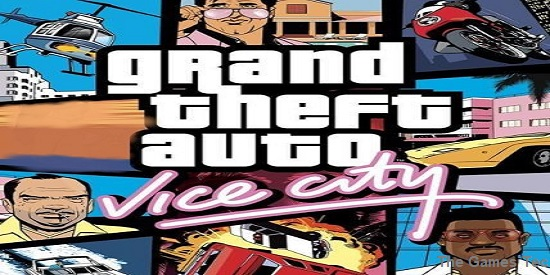 Grand Theft Auto Vice City GTA PC Game - A Game By Rockstar