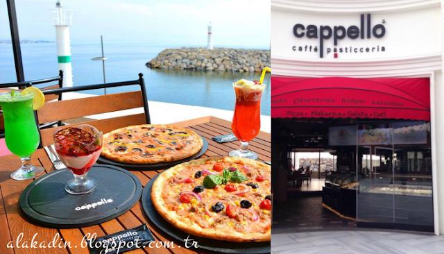 İtalyan lezzeti için: Cappello Caffe