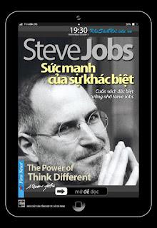 Steve Jobs - Sức Mạnh Của Sự Khác Biệt [Mp3 - Ebook]