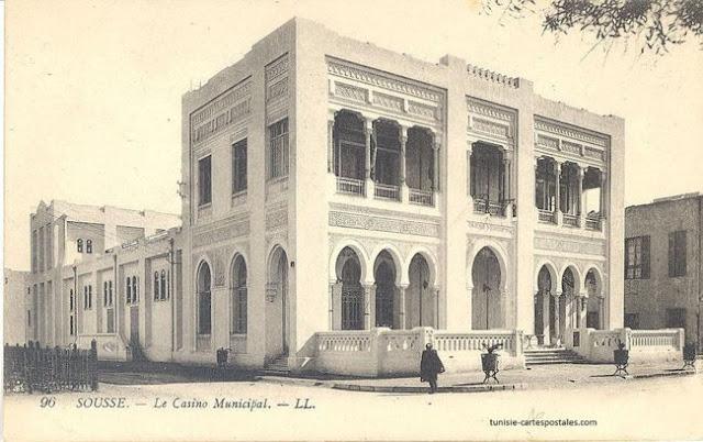 صور تونس أيام زمان - مدينة سوسة
