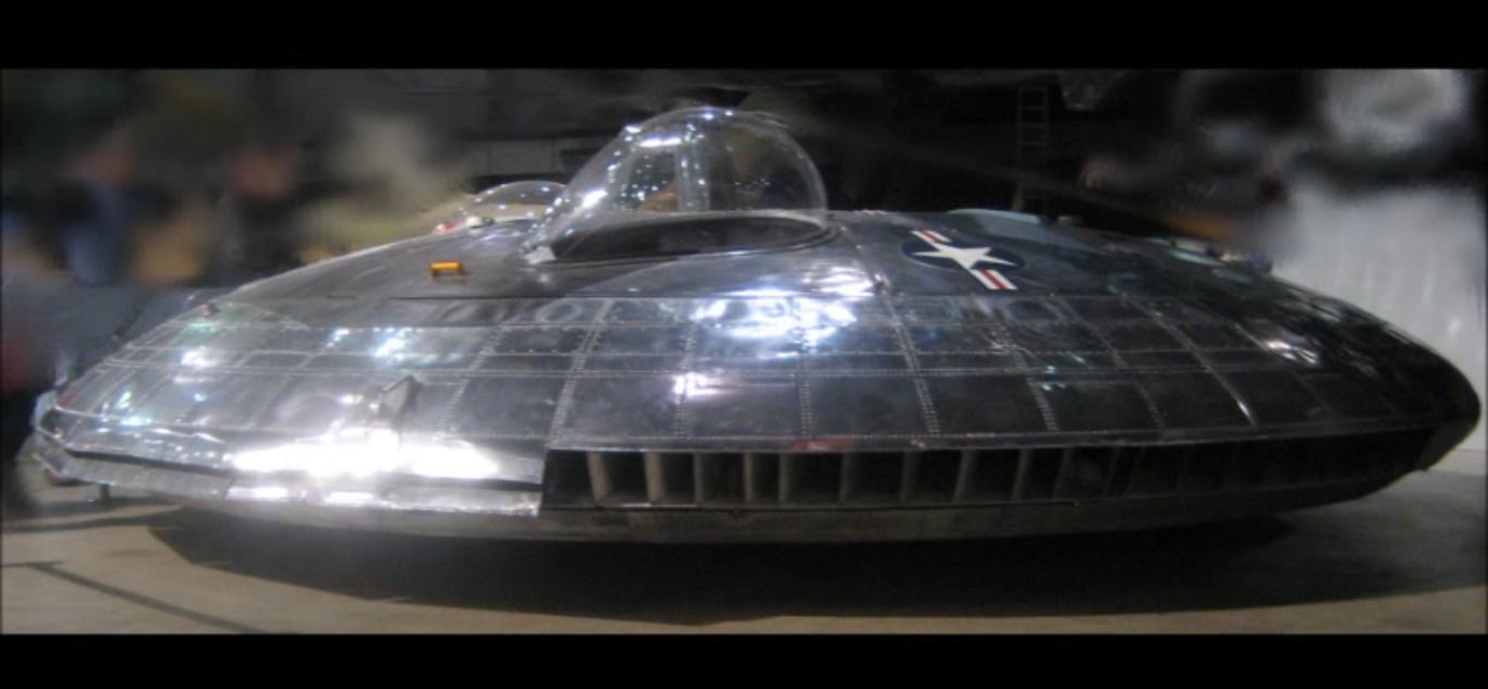 Video YouTube Progetto Silver Bug: tecnologia avanzata extraterrestre nelle mani degli Stati Uniti.