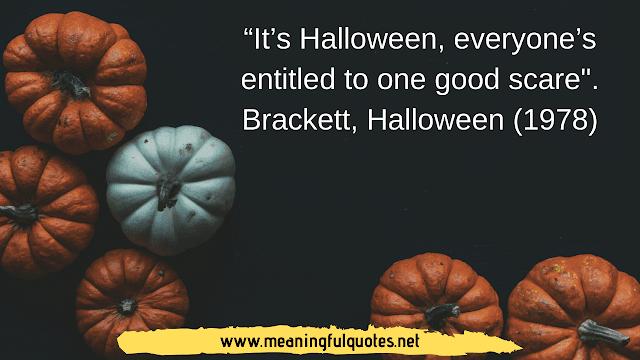 halloween quotes 2019