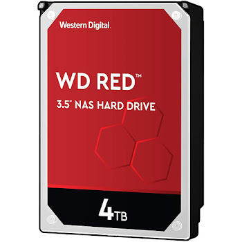 WD Red NAS 4 TB