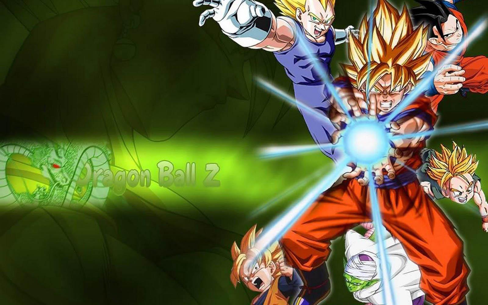 Kumpulan Gambar Animasi Dragon Ball