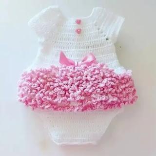 Body Princesa a Crochet