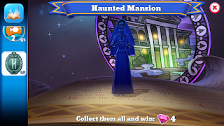 Constance Hatchaway Haunted Mansion Collection Disney Magic Kingdoms Game