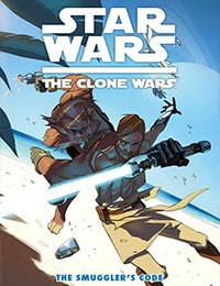Star Wars: The Clone Wars - The Smuggler's Code Comic