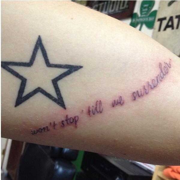 Harry Styles Wszystko O Nim Harry I Jego Tatuaże 01