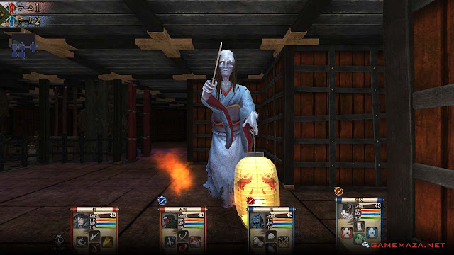 Haunted Dungeons Hyakki Castle v2.0.0 Gameplay Screenhot 2