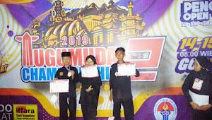 Salafiyah Borong Medali dalam Lomba Silat Nasional