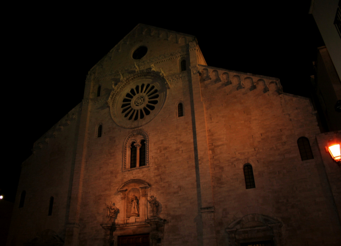 Cattedrale di Bari, monumento, Bari