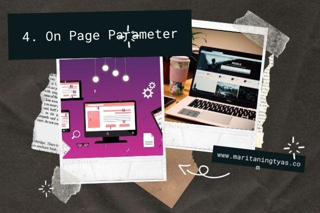on page parameter mengetes seberapa oke inner beauty blog kita