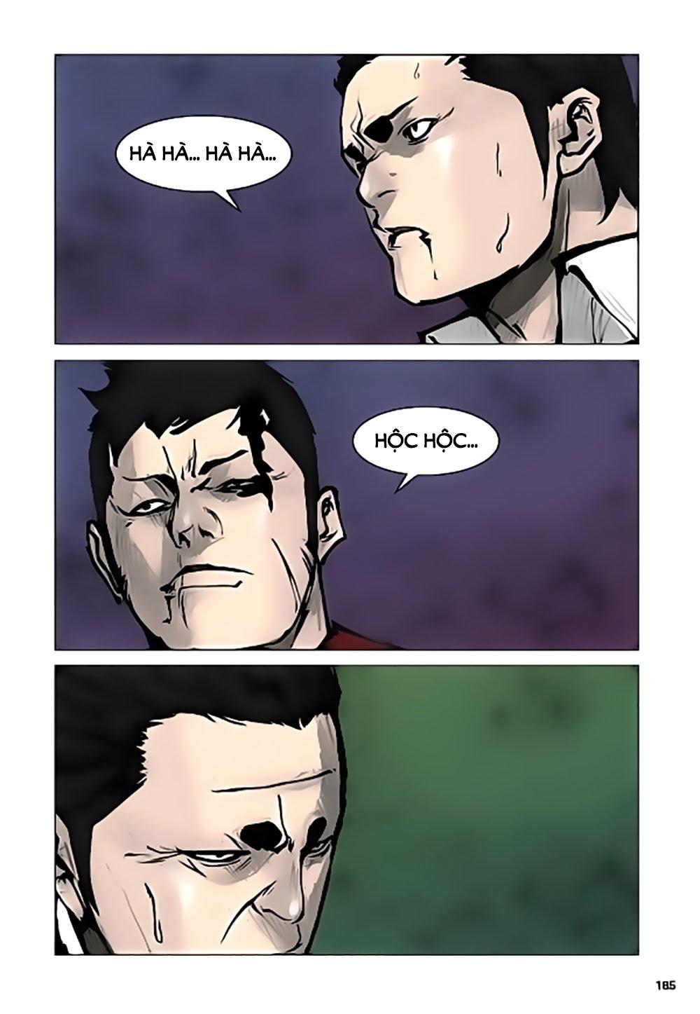 Tong | Tổng chap 30 - Trang 8