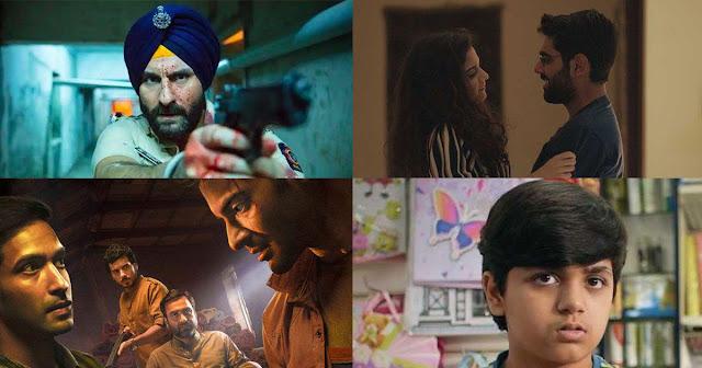 Best  Action & Thriller Indian Web Series