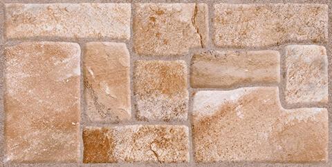 سيراميك حوائط  ريماس حجري بارز بيج غامق 25×50