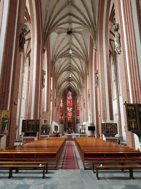 Chiesa di Nostra Signora sulla sabbia-Breslavia