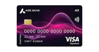 Axis ACE Credit Card