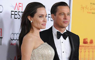 Brad Pitt and Angelina Jolie divorce drama