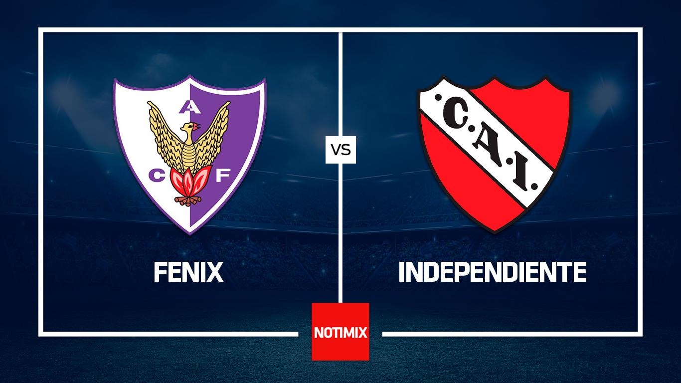 Fénix vs Independiente Copa Sudamericana