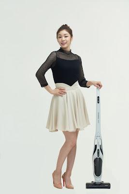 Kim Yuna Samsung Vacuum 2016