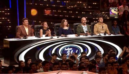 Indian Idol Episode 28 - Concert - 480p HDTVRip 205MB