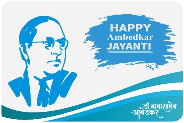 Ambedkar Jayanti Wishes Greetings