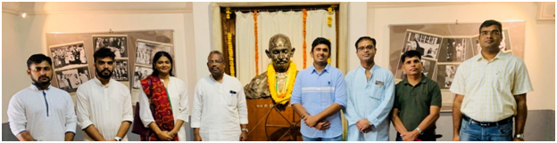 NGPL Chapter launched at Delhi on the Gandhi Jayanthi Day