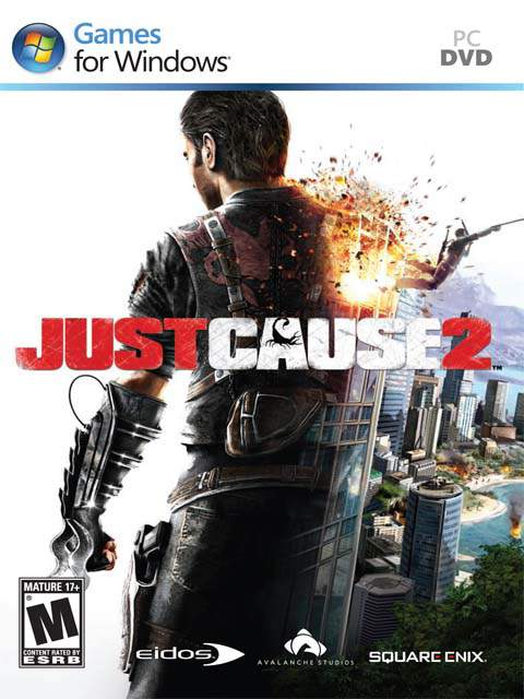 تحميل لعبة Just Cause 2 مضغوطة برابط واحد مباشر كاملة مجانا