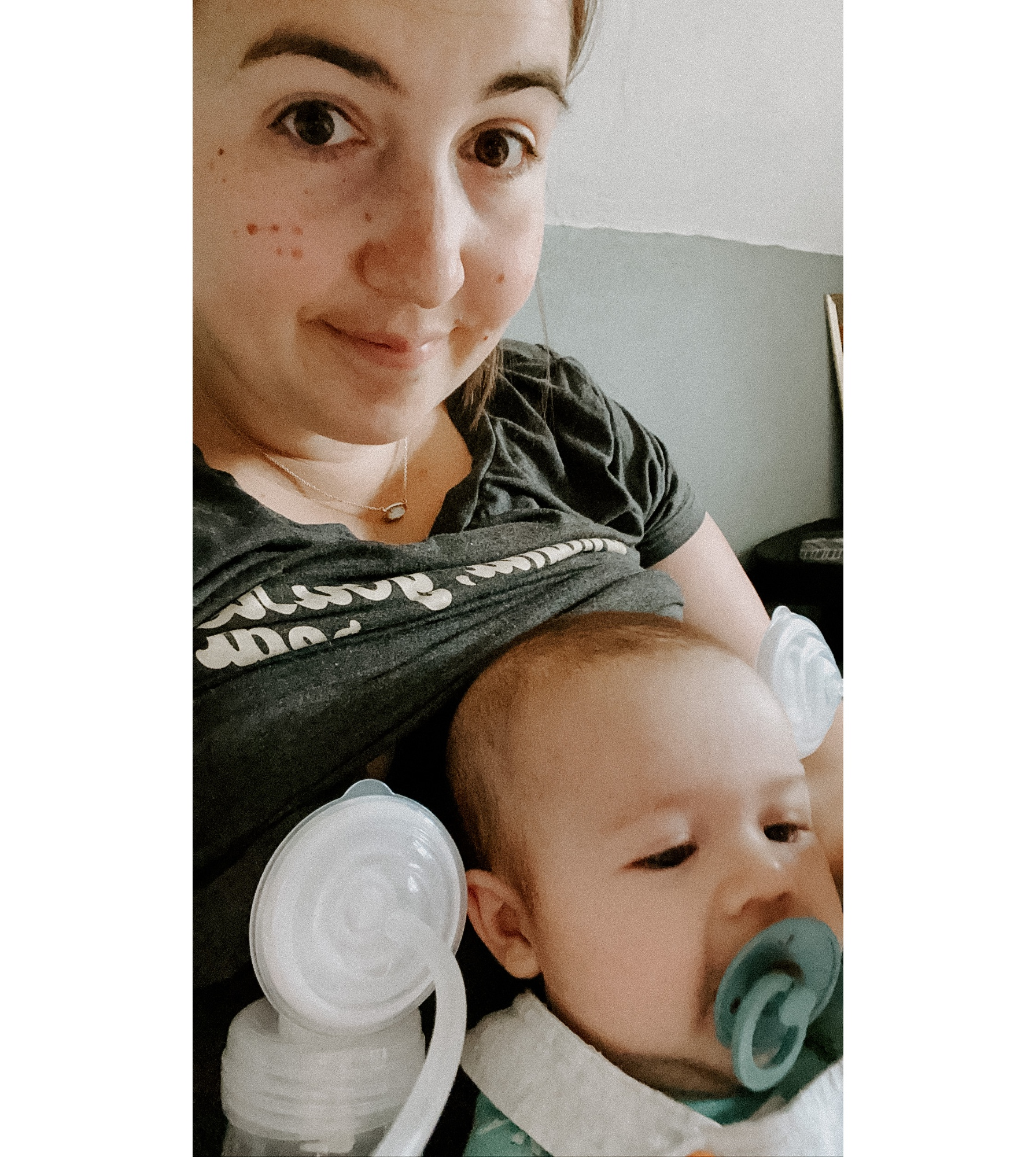 Our 17 Month Breastfeeding Journey - Home