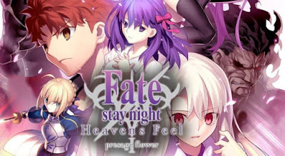 Fate/stay night Movie: Heaven's Feel – I. Presage Flower BD Subtitle Indonesia