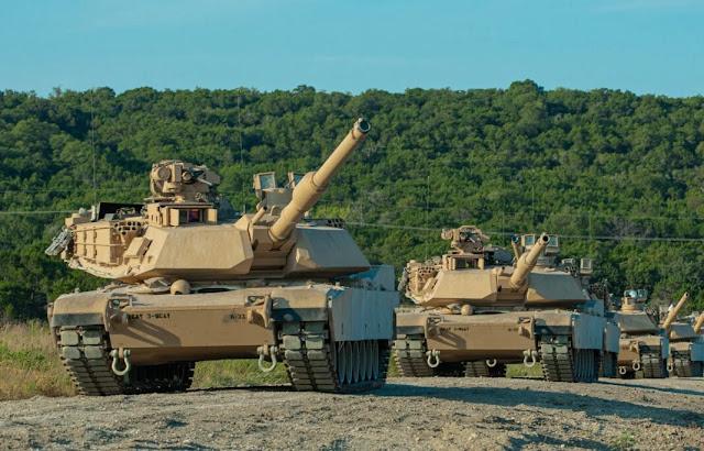 M1 Abrams mới nhất